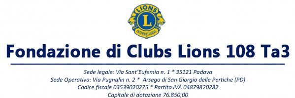 Fondazione di Clubs Lions 108 Ta3