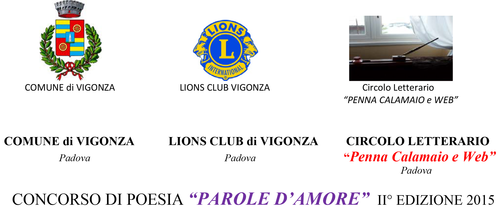 Lions V header