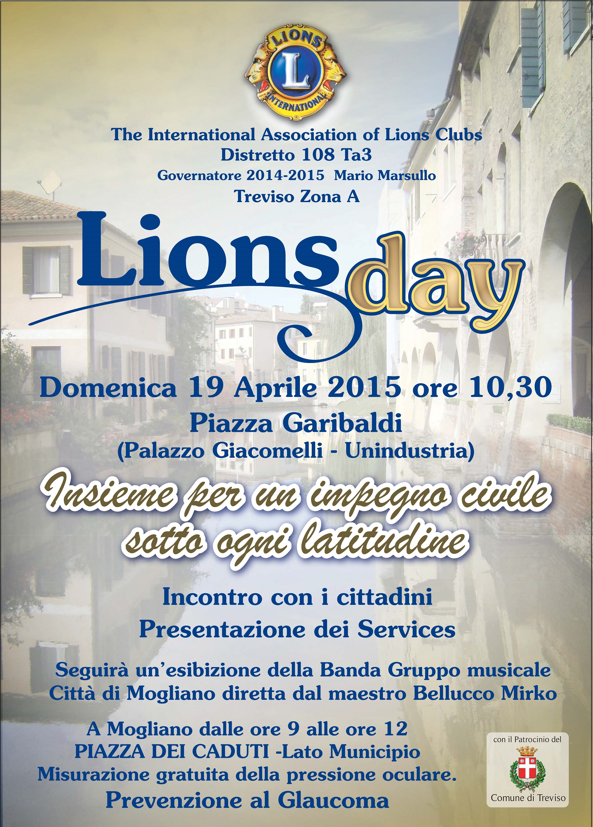 lions day TV